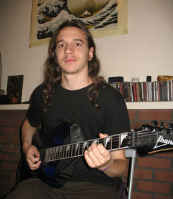 Paul Sadler - Guitar Teacher
